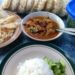Photo taken at Sate & Gule Pak Mino by Chelsea on 9/5/2013