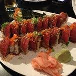 Photo taken at Mikko Japanese Cuisine by koji k. on 2/6/2013