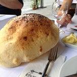 Photo taken at Khorasani Ocakbasi Kebabhouse by Brett S. on 10/3/2012