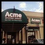 Photo taken at Acme Oyster House - Baton Rouge by David R. on 7/3/2013