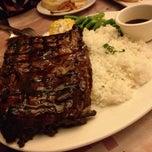 Photo taken at Bigby's Café & Restaurant by Myk on 10/7/2012