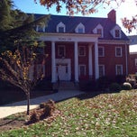 Photo taken at Sigma Chi Fraternity - University of Maryland by Rob S. on 11/15/2014