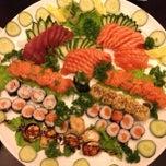 Photo taken at Keeki Restaurante Japonês by Lucas G. on 2/9/2013
