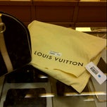 Photo taken at Louis Vuitton by Sofia B. on 3/7/2012