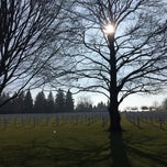 Photo taken at Henri-Chapelle American Cemetery and Memorial by Zana M. on 2/19/2015