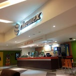Photo taken at Cinemex by Nallely L. on 10/18/2012