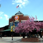 Photo taken at ARM & HAMMER Park by ARM & HAMMER Park on 10/31/2014