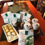 Photo taken at Starbucks @ Emerals Grande by Mary W. on 5/11/2013