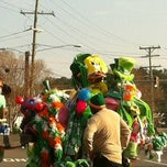 Photo taken at Ocean View St. Patrick's Day Parade by Drew on 3/17/2012