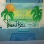 Photo taken at West Flager Branch Library - Miami-Dade Public Library System by Steven R. on 2/19/2013