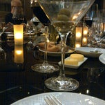 Photo taken at Twist by Pierre Gagnaire by Edgar A. on 4/28/2013