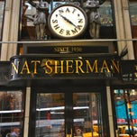 Photo taken at Nat Sherman by The Corcoran Group on 7/16/2013