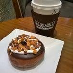 Photo taken at Krispy Kreme by ironwulf.net on 3/24/2015