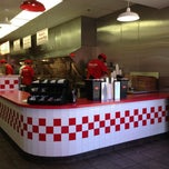 Photo taken at Five Guys by Daniel S. on 7/7/2013