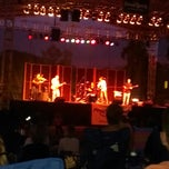 Photo taken at The Levitt Pavilion by Fairfield A. on 8/18/2013