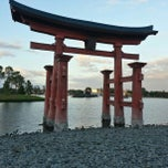Photo taken at Japan Pavilion by Hector A P. on 12/2/2012