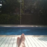 Photo taken at PISCINA DO PRÉDIO by Antonio_GN  on 1/18/2013