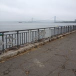 Photo taken at Walking The Bay by Autumn on 9/1/2013
