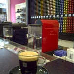 Photo taken at Boutique Nespresso by Astrid B. on 8/24/2012