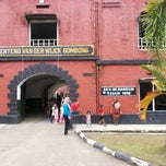 Photo taken at Hotel Benteng Van Der Wijck by Cun SKMA k. on 1/4/2015