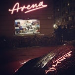 Photo taken at Neues Arena by Steffi H. on 1/3/2013