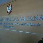 Photo taken at Pascasarjana Universitas Katolik Widya Mandala by Satria K. on 10/13/2012