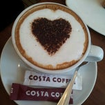 Photo taken at Costa Coffee by Girish on 2/18/2013