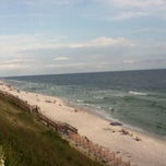 Photo taken at Blue Mountain Beach by RedNeckActor R. on 6/30/2013