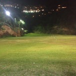 Photo taken at La Cinta Golf driving range by Erick H. on 1/10/2013