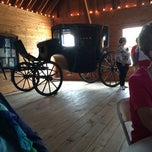 Photo taken at Express Clydesdales Ranch by Juliana N. on 6/5/2014