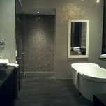 Photo taken at Van der Valk Hotel Almere by Cue on 9/5/2012