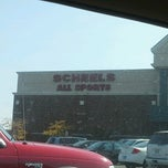 Photo taken at Scheels by Josh M. on 9/30/2012
