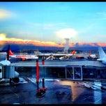 Photo taken at Genève Aéroport (GVA) by Bbcool74 on 1/12/2013