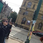 Photo taken at Židovské muzeum | Jewish Museum in Prague by Hildo J. on 6/4/2013