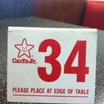 Photo taken at Carl's Jr by Jeffrey H. on 8/4/2013