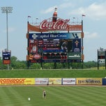 Photo taken at Coca-Cola Park by Nic M. on 6/9/2013