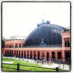 Photo taken at Estación de Madrid-Puerta de Atocha by Romeing R. on 7/20/2013