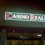 Photo taken at Casino Real by Joshua M. on 7/29/2013