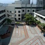 Photo taken at Universidad Católica De Manizales - UCM by Jorge E. V. on 3/8/2013