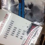 Photo taken at Librerías Nacho by Rita F. on 12/27/2014