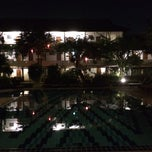 Photo taken at Karinthip Village Hotel Chiang Mai by Francesco M. on 12/27/2013