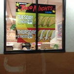 Photo taken at Del Taco by Carmelo C. on 2/1/2013