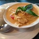 Photo taken at Marlai Thai Cuisine by Kyungdahm Y. on 1/22/2014