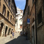 Photo taken at Corso Cavour by Dawn D. on 7/7/2013