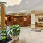 Photo taken at Embassy Suites Tampa- USF/Near Busch Gardens by Scott S. on 6/6/2014