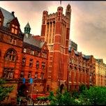 Photo taken at Teachers College, Columbia University by Jeffrey P. on 5/9/2012