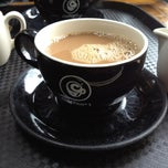 Photo taken at Coffee#1 by barrie j d. on 4/6/2012