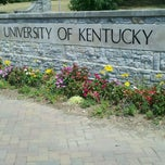 Photo taken at University of Kentucky by Melissa C. on 7/8/2012