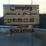 Photo taken at Camping Alturas De Rio Blanco by victor c. on 3/17/2012