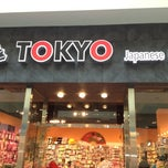 Photo taken at Tokyo-Japanese Lifestyle by Tony B. on 5/5/2012